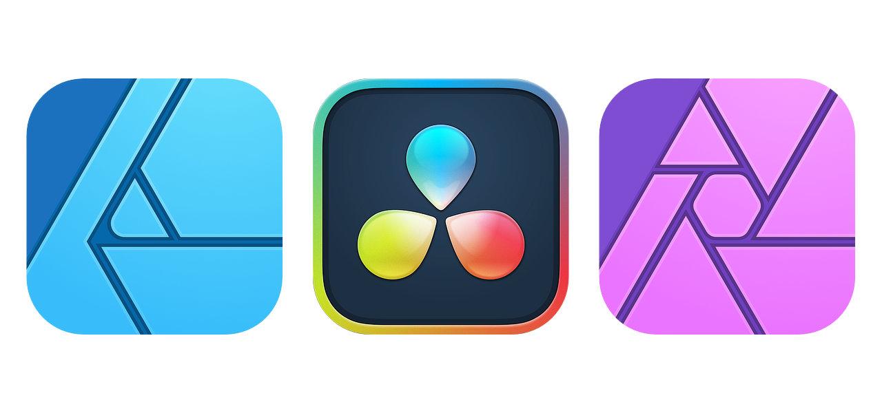 3つのアプリ