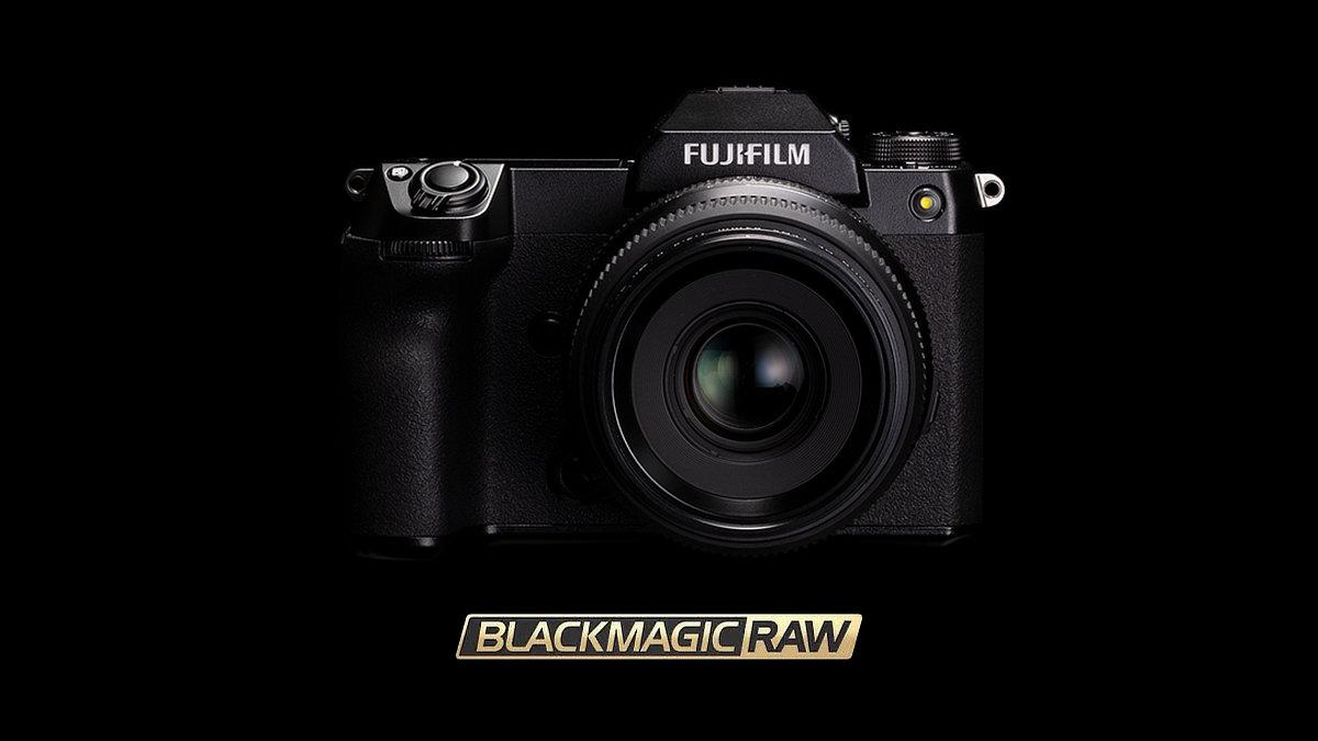 ラージフォーマットを採用したGFX100SでBlackmagic RAWが利用できる日がやってきた。